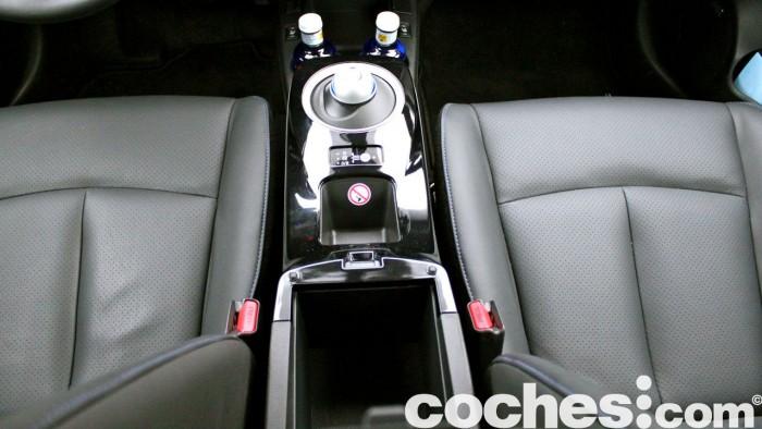 Nissan Leaf 30 kwh 2016 prueba 43