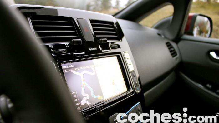 Nissan Leaf 30 kwh 2016 prueba 47