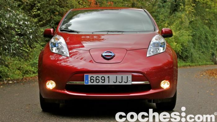 Nissan Leaf 30 kwh 2016 prueba 6