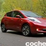 Nissan Leaf 30 kwh 2016 prueba 7