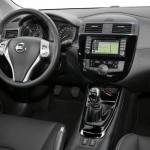 Nissan Pulsar 2016 interior  2