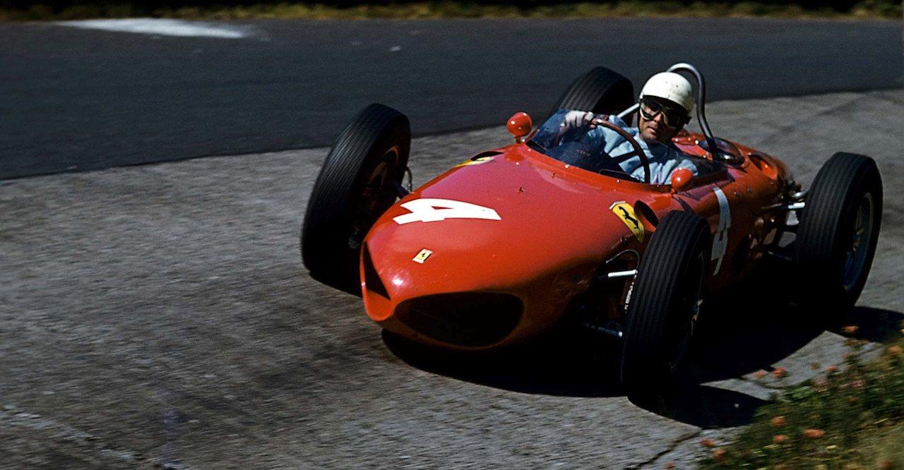 Phil Hill Ferrari