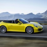 Porsche 911 Carrera 4S Cabriolet 2015 01