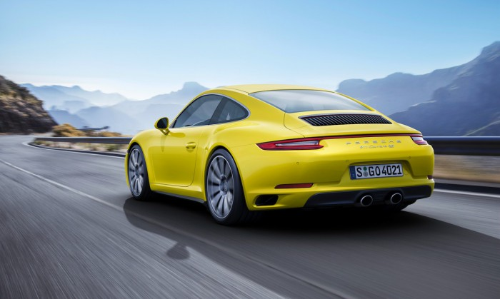 Porsche 911 Carrera 4S Coupe 2015 02