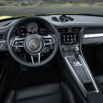Porsche 911 Carrera 4S Coupe 2015 interior 01