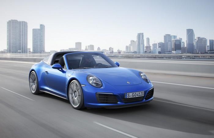 Porsche 911 Targa 4 S 2016 01