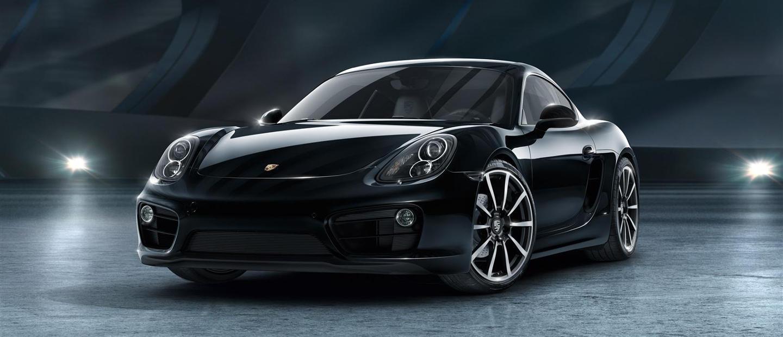Porsche Cayman Black Edition 2015 02