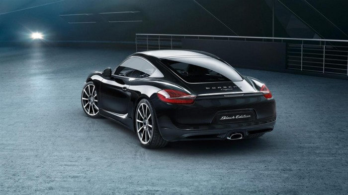 Porsche Cayman Black Edition 2015 03