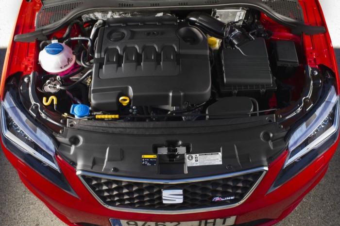 Seat Toledo 2015 motor TDI