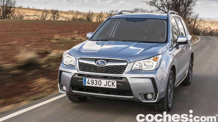 Subaru Forester 2.D Lineartronic 2015 13