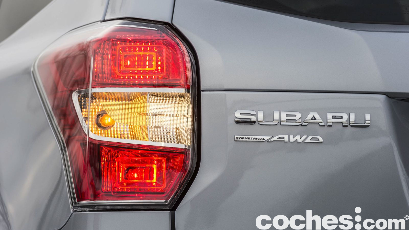 Subaru Forester 2.D Lineartronic 2015 2