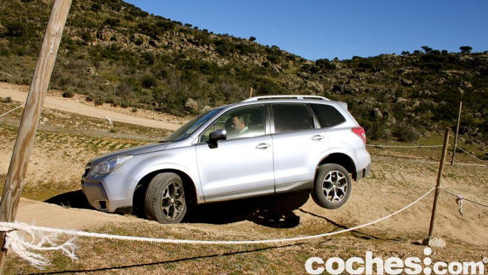 Subaru Forester 2.D Lineartronic 2015 20