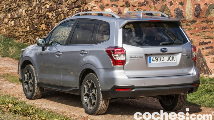 Subaru Forester 2.D Lineartronic 2015 7