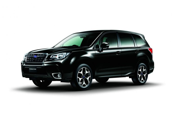 Subaru Forester 2016 Japon 01