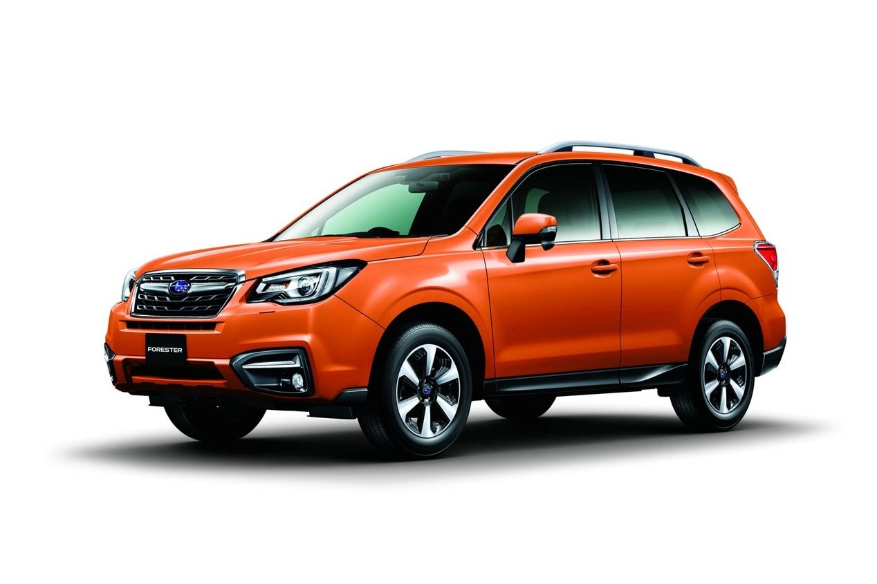 Subaru Forester 2016 Japon 03