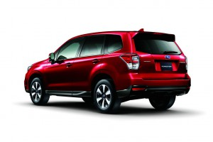 Subaru Forester 2016 Japon 06