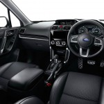 Subaru Forester 2016 Japon interior 01
