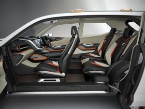 Subaru Viziv Future Concept 2015 interior