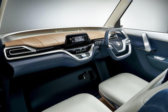 Suzuki Mighty Deck Concept 2015 interior 01