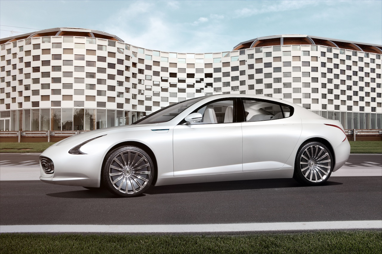 Thunder Power Sedan Concept 2015 04