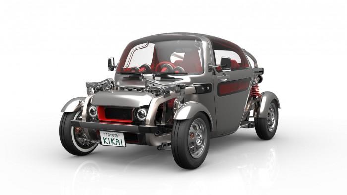 Toyota Kikai Concept 2015 01