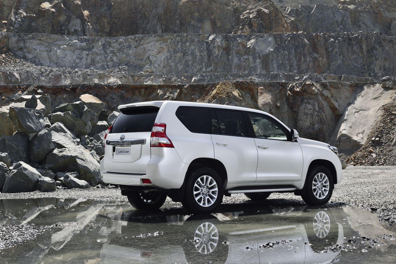 Toyota Land Cruiser 2016 5