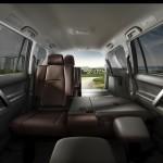 Toyota Land Cruiser 2016 interior  1