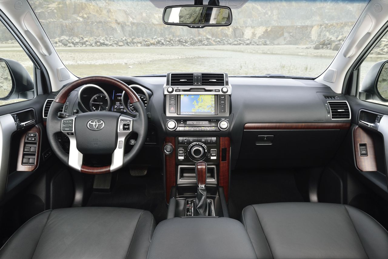 Toyota Land Cruiser 2016, la evolución de la especie