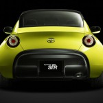 Toyota S-FR Concept 2015 10