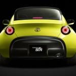 Toyota S-FR Concept 2015 11