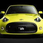 Toyota S-FR Concept 2015 12
