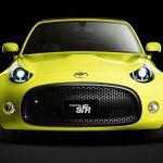 Toyota S-FR Concept 2015 13