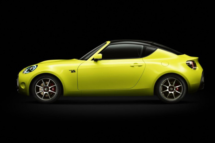 Toyota S-FR Concept 2015 14