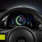 Toyota S-FR Concept 2015 interior 07