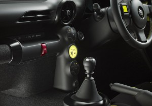 Toyota S-FR Concept 2015 interior 08