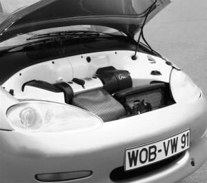 Volkswagen Chico concept 1992 04