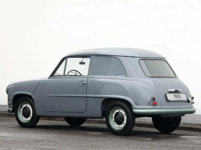 Volkswagen EA-48 Prototype 1955