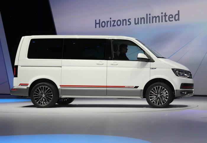 Volkswagen Multivan PanAmericana Concept 2015 02