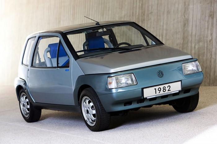 Volkswagen Student concept 1982 01