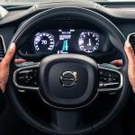 Volvo Intellisafe Auto Pilot interface 10