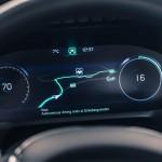 Volvo Intellisafe Auto Pilot interface 11
