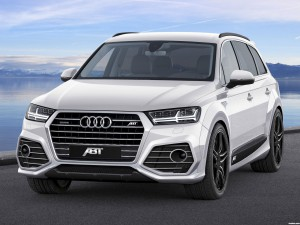 Audi ABT Q7 2015