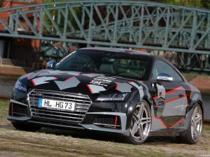 Audi TTS HG Motorsport 2015
