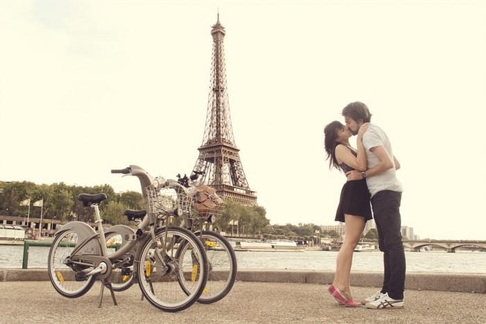 bicicleta paris