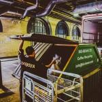 bio-bean biodiesel cafe recogida