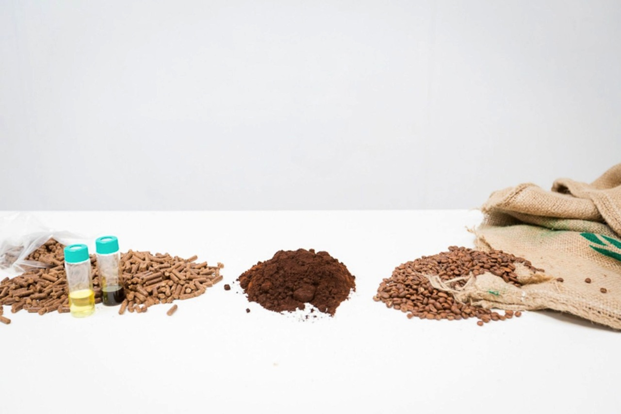bio-bean biodiesel cafe