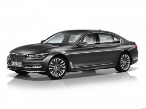 BMW Serie 7 750Li xDrive Design Pure Excellence G12 2015