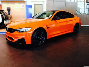 BMW M4 Limerock Special Edition F83 2014