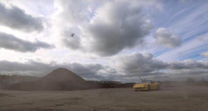 disparos Ferrari SA Aperta
