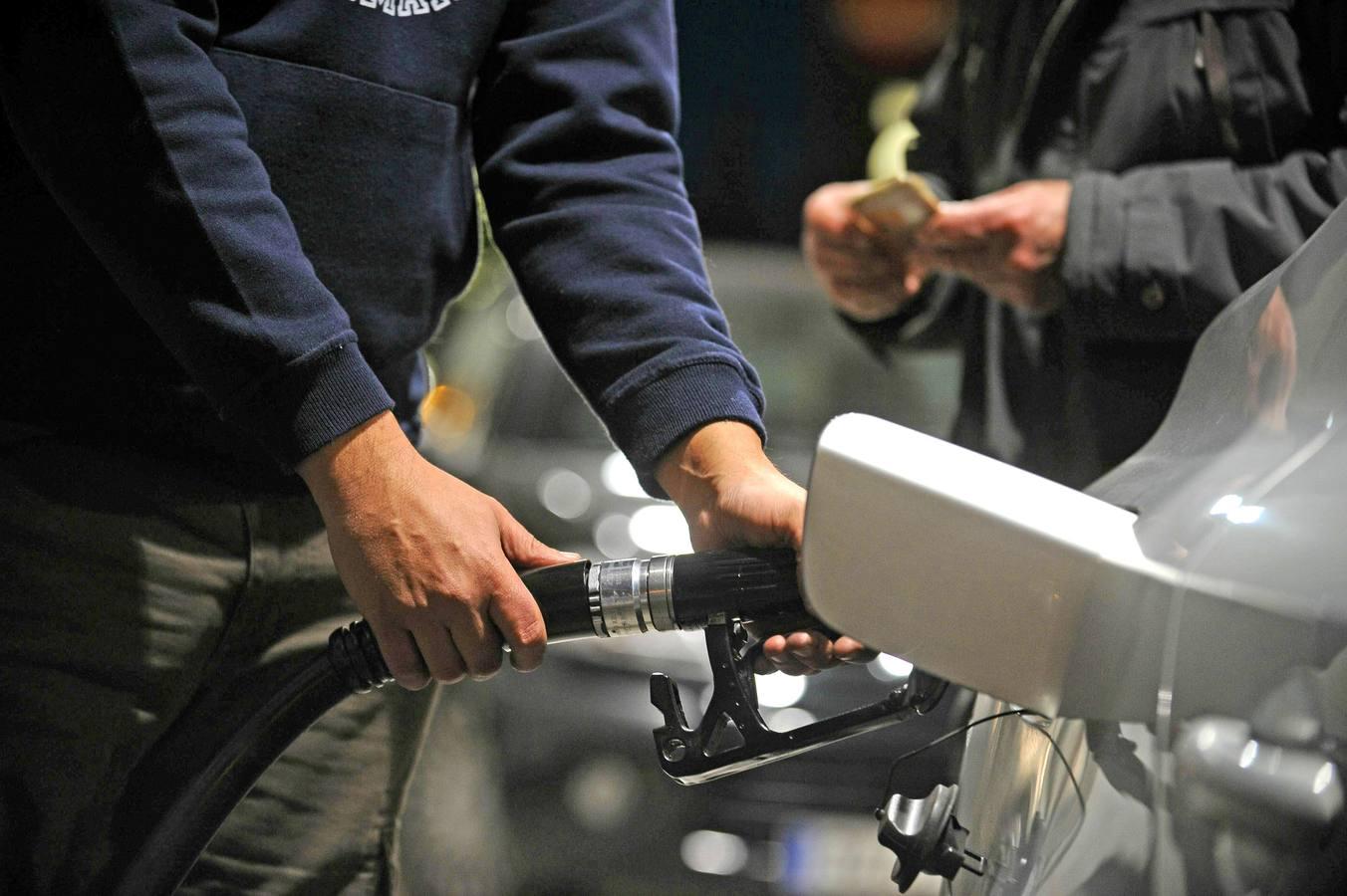 gasolinera diesel